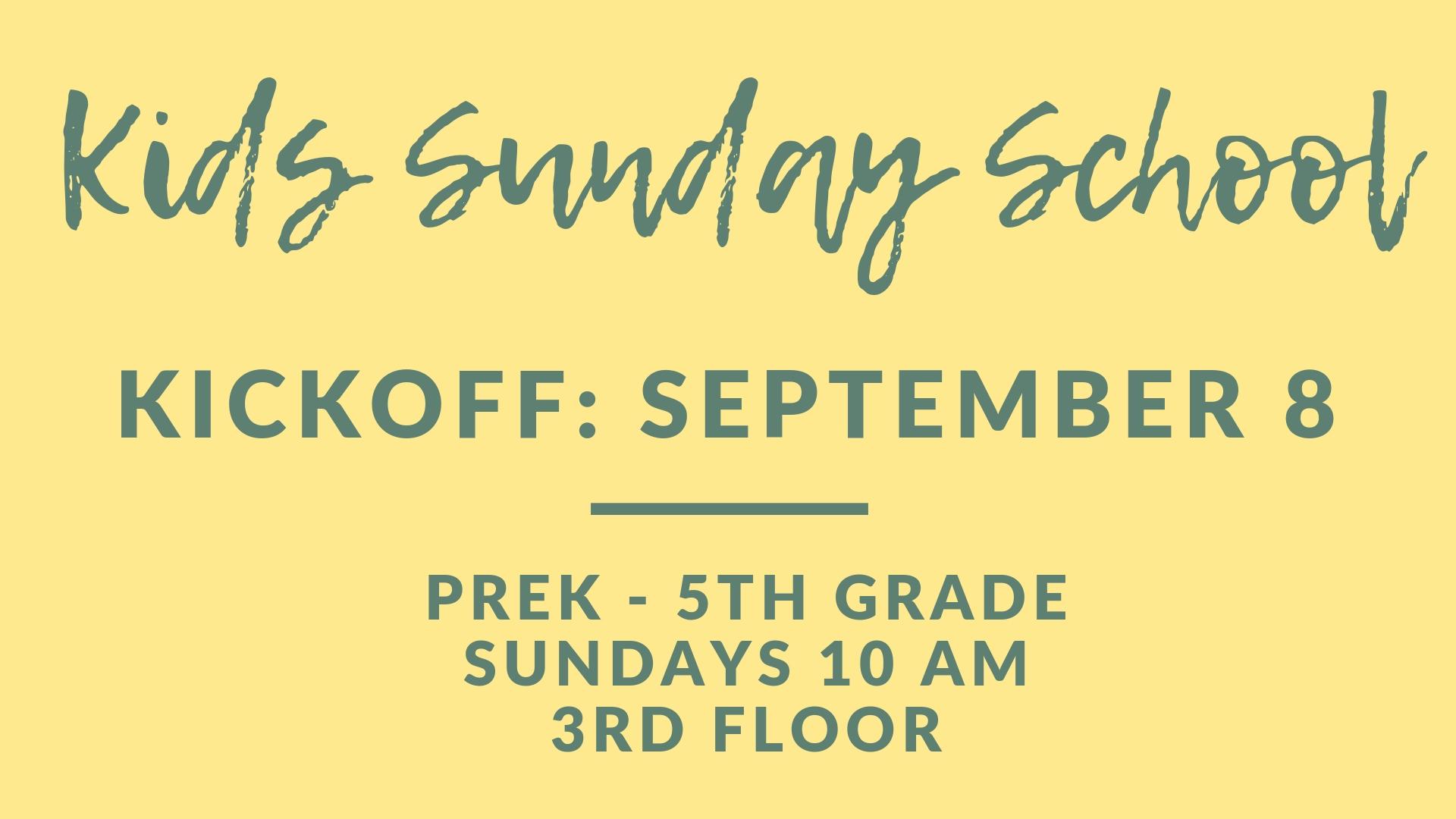 Kids Sunday School (4)